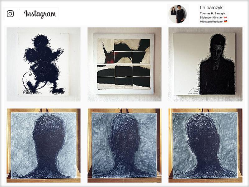 T.H.B Instagram